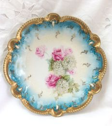 antique-prussian-porcelain-plate